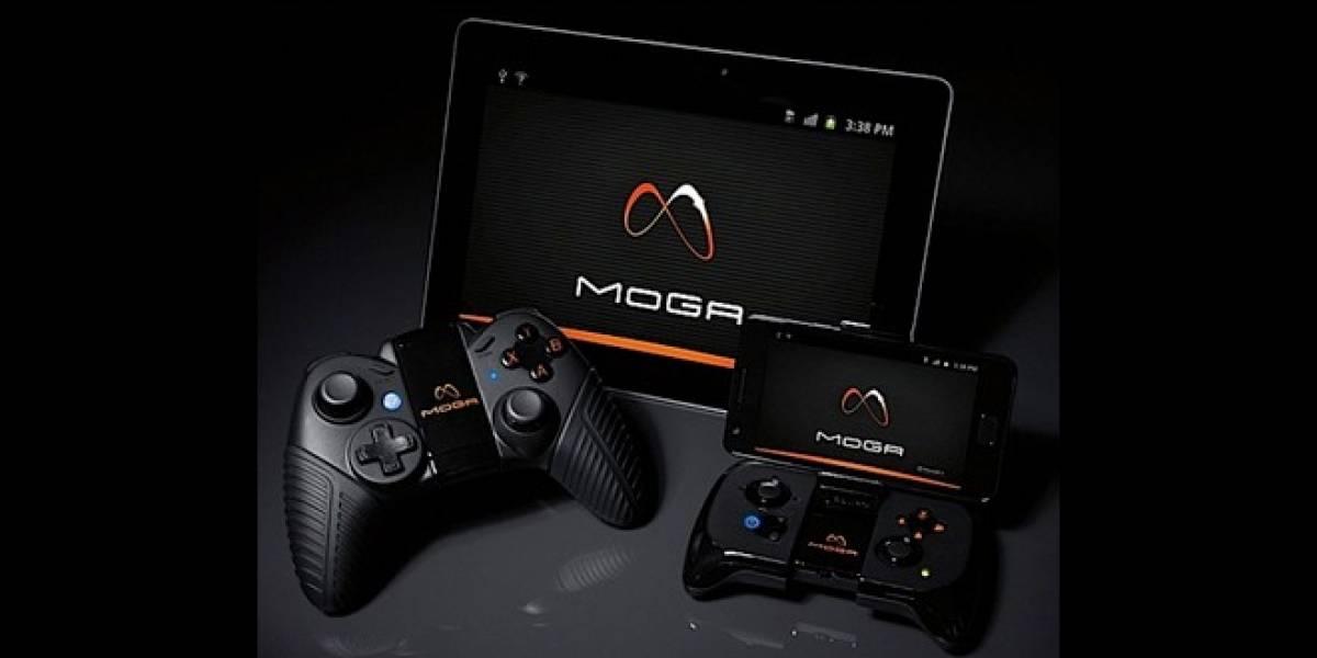MOGA quiere ser el sistema perfecto para los videojugadores Android