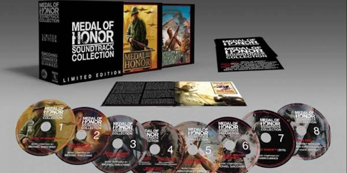 A la venta pack con toda la música de la saga Medal of Honor
