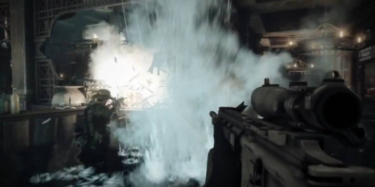 Medal of Honor Warfighter estrena su primer trailer