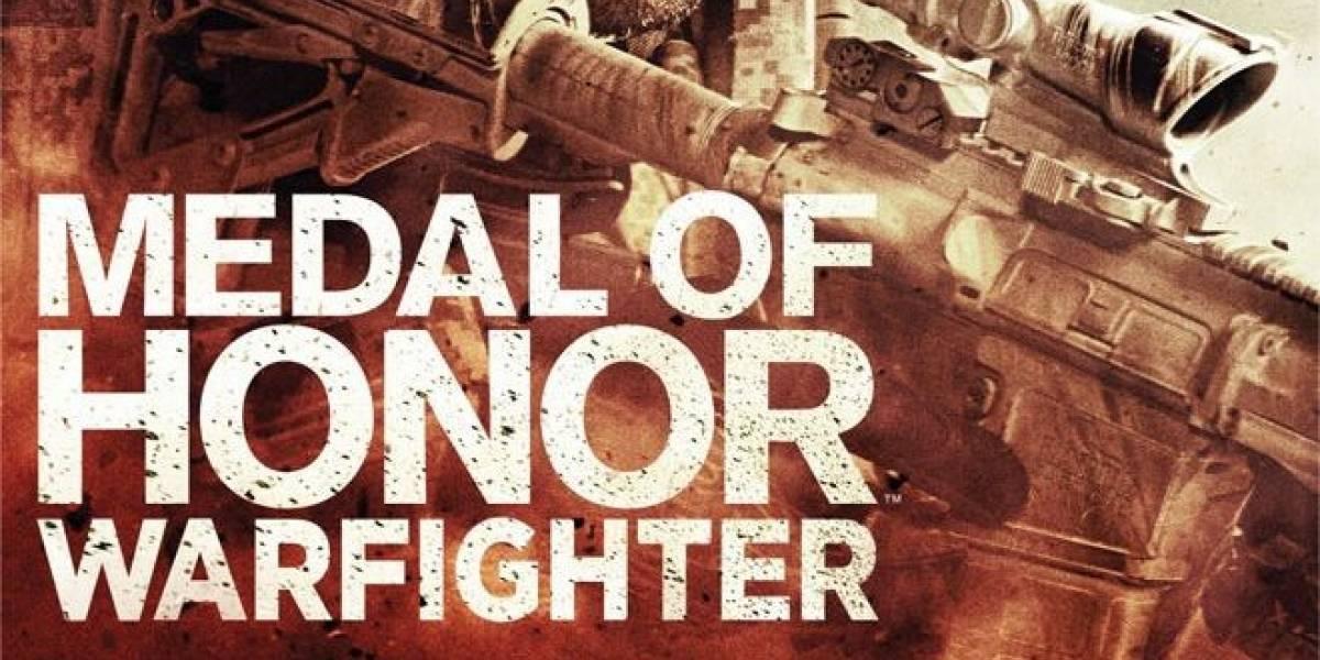 EA reveló fecha de lanzamiento de Medal of Honor: Warfighter