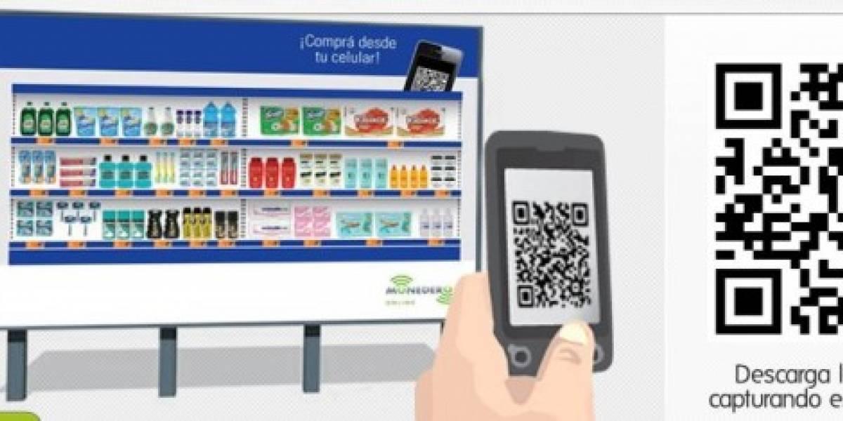 Argentina: Primer servicio de compras por códigos QR y pago móvil