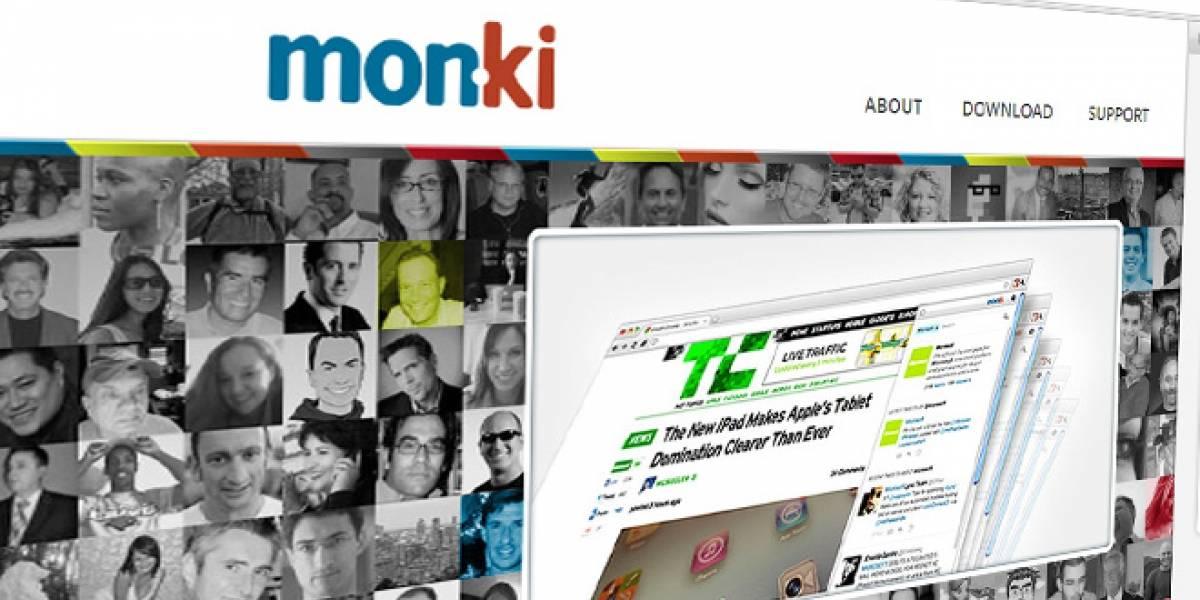 Mon.ki, una solución para encontrar contactos que no sabías que tenías [FW Startup]