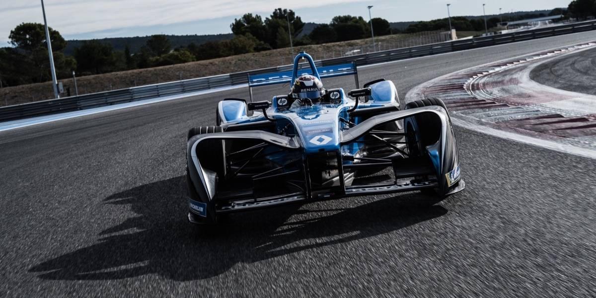 Radiografía al Renault e.dams que correrá el Santiago E-Prix