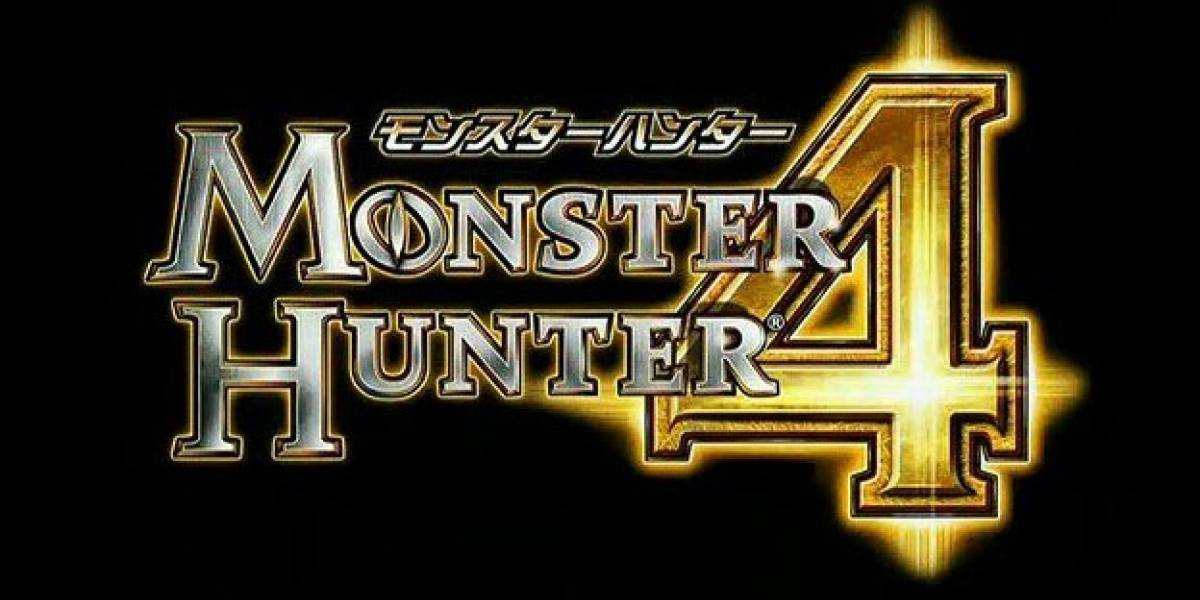 Capcom anuncia Monster Hunter 4 para Nintendo 3DS