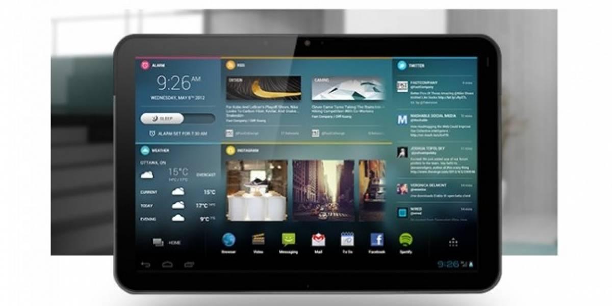 Chameleon UI, la interfaz para Android que busca financiamiento en Kickstarter
