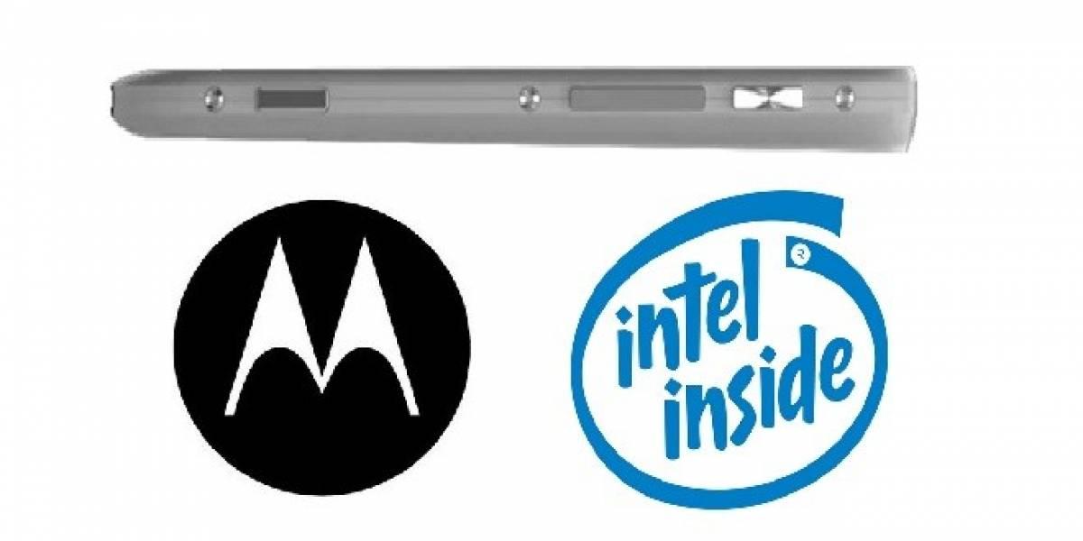 Motorola anunciará un RAZR M con chip Intel el 18 de Septiembre