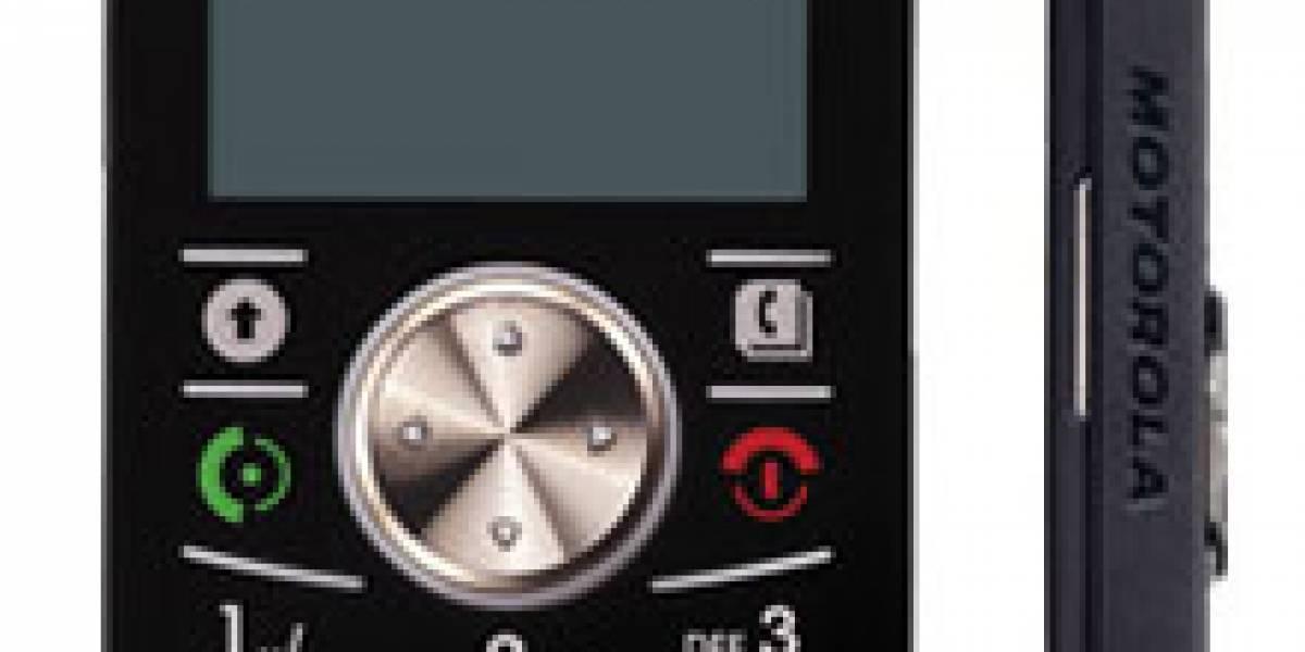MOTOFONE F3: Celular ultradelgado para todos
