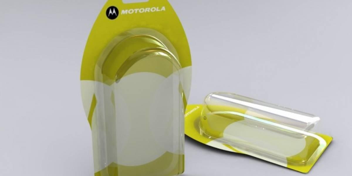 Argentina: Motorola actualiza el diseño de su packaging para luchar contra las falsificaciones