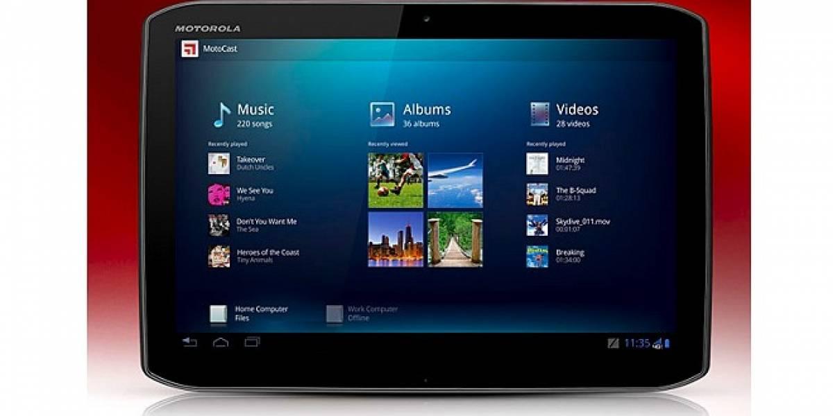 Motorola anuncia sus dos nuevas tablets: Droid XYBOARD 8.2 y 10.1