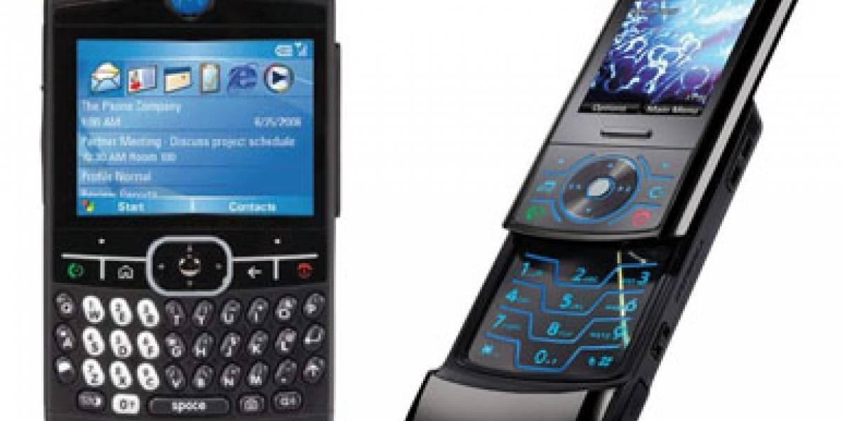 CES: Motorola QPRO y MOTORIZR Z6
