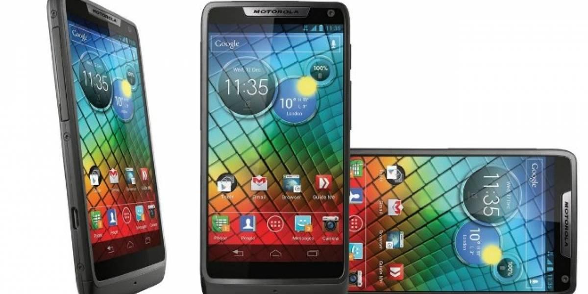 Motorola asegura actualizaciones a Jelly Bean desde Diciembre