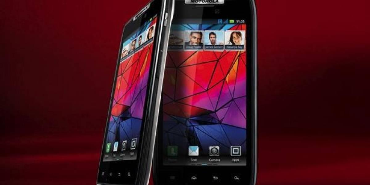 Motorola Droid RAZR recibirá actualización a Ice Cream Sandwich a comienzos de 2012