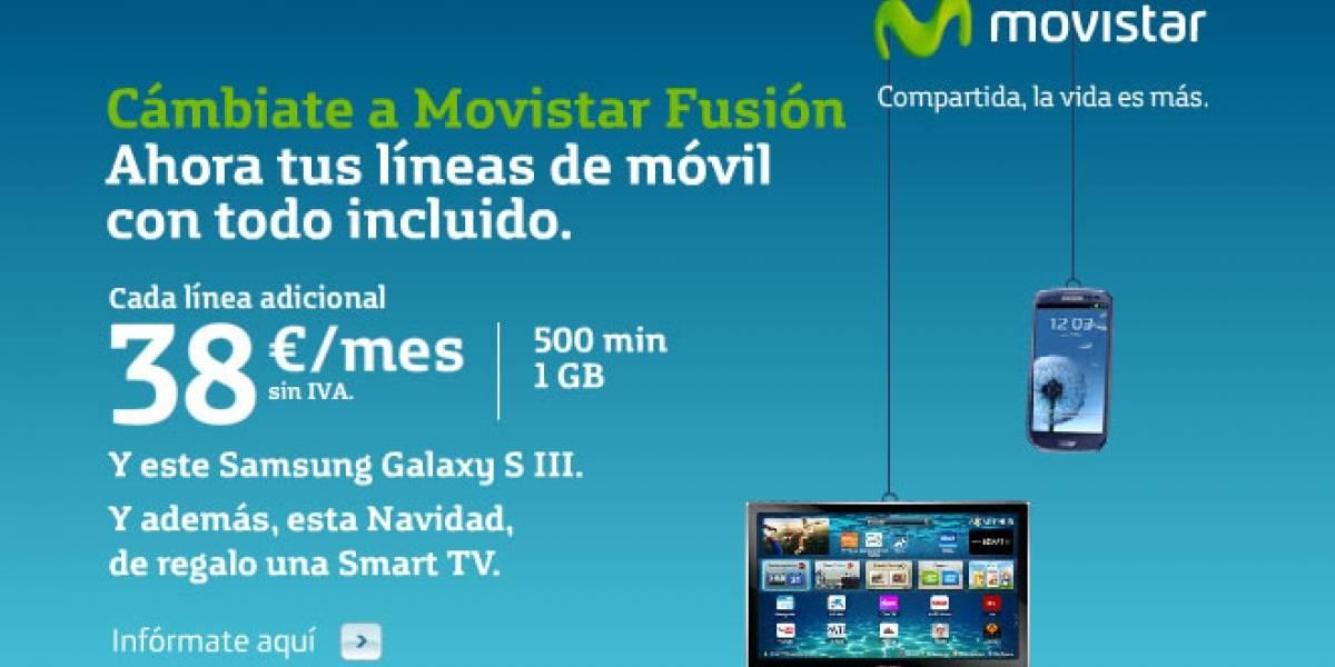 Movistar Fusion: La mejor oferta todo incluido del mercado