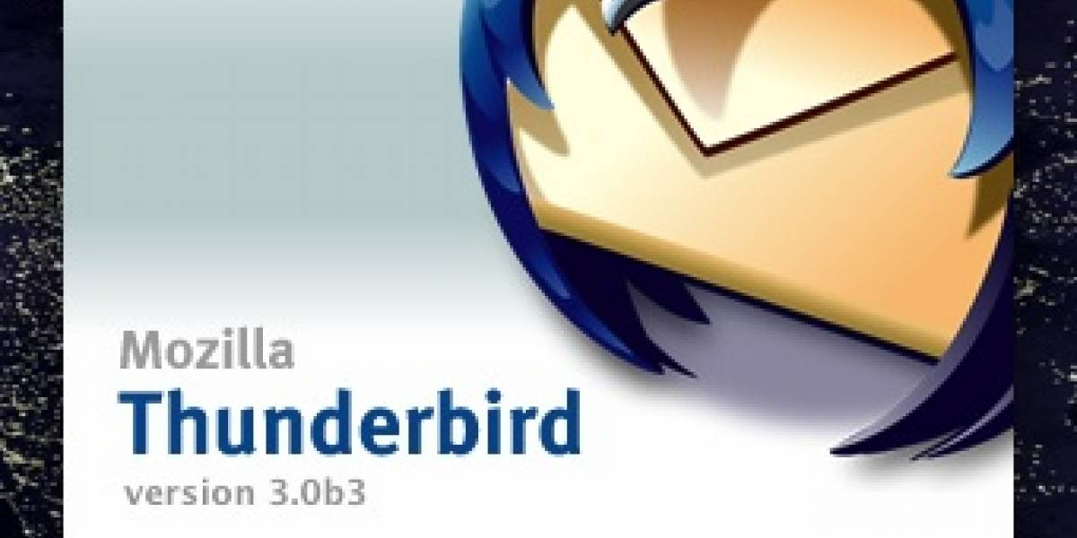 Thunderbird 3 Beta 3