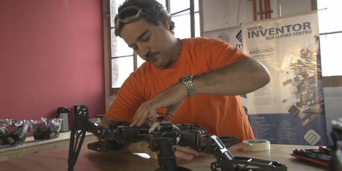 Chile: Inauguran el Santiago Makerspace, un taller abierto para inventores [FW Interviú]