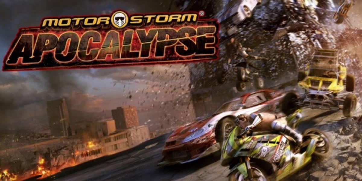 Motorstorm: Apocalypse ya tiene fecha de salida