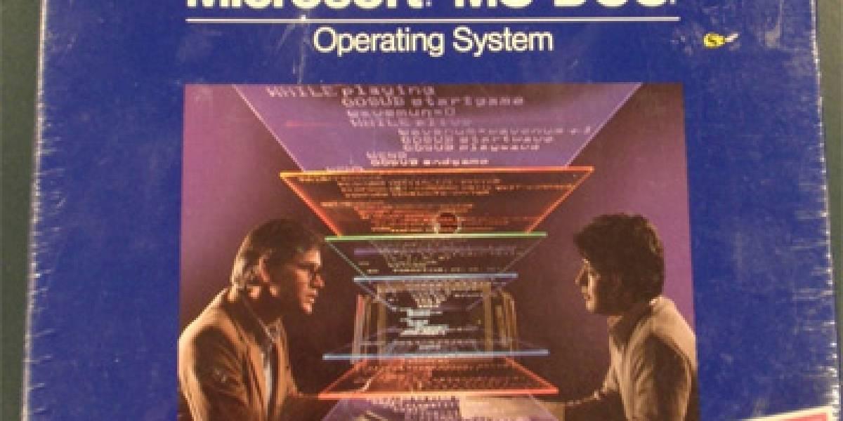 ¡Felices 30 años MS-DOS!