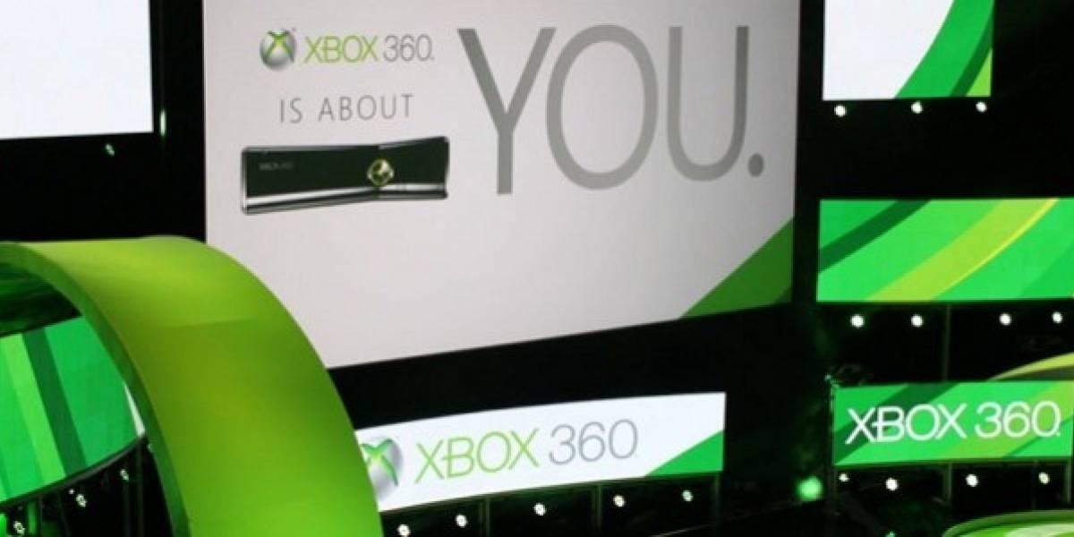 Conferencia de prensa de Microsoft [E3 2011]