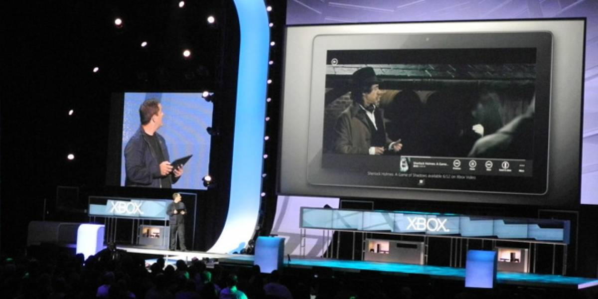 Xbox SmartGlass llegará a tablets y equipos con Windows 8