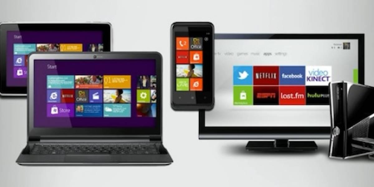 ¿El fin de una era? Microsoft quiere un sólo sistema para todos los dispositivos