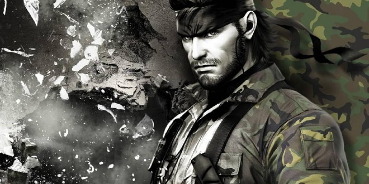 Konami lanza mañana el demo de Metal Gear Solid: Snake Eater 3D