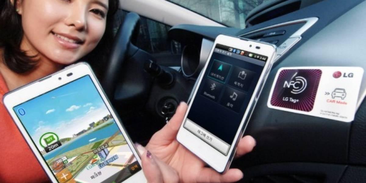 LG ahora presenta el Optimus LTE Tag