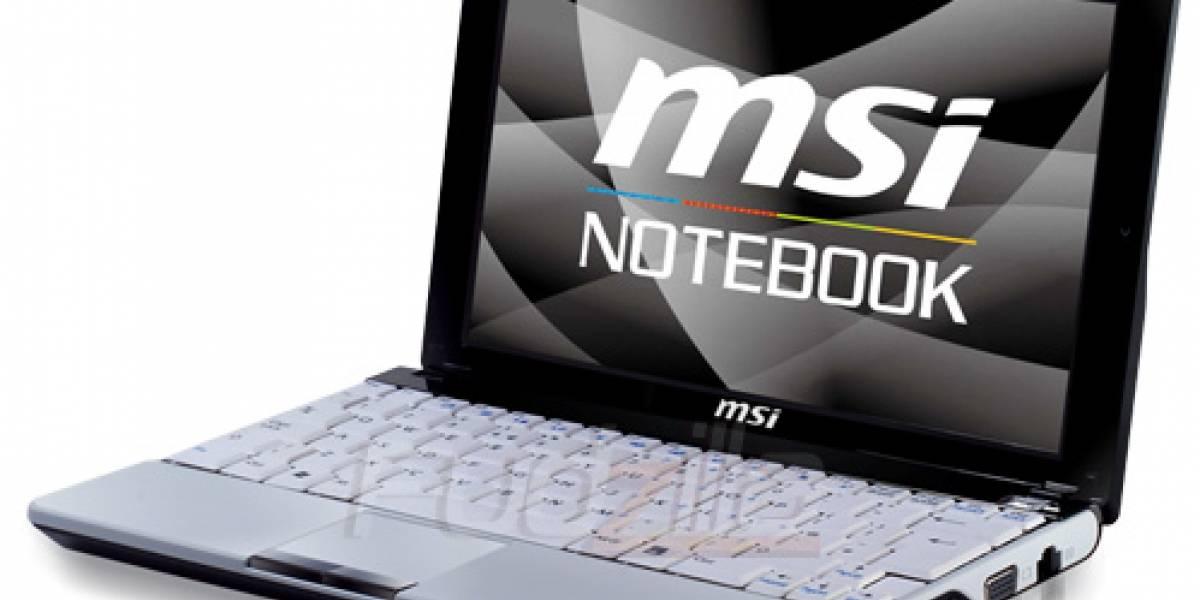 Futurología: MSI Wind U120 se ve bueno, bonito y carito