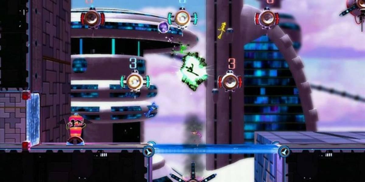 Ms. Splosion Man es la oferta de la semana en Xbox Live