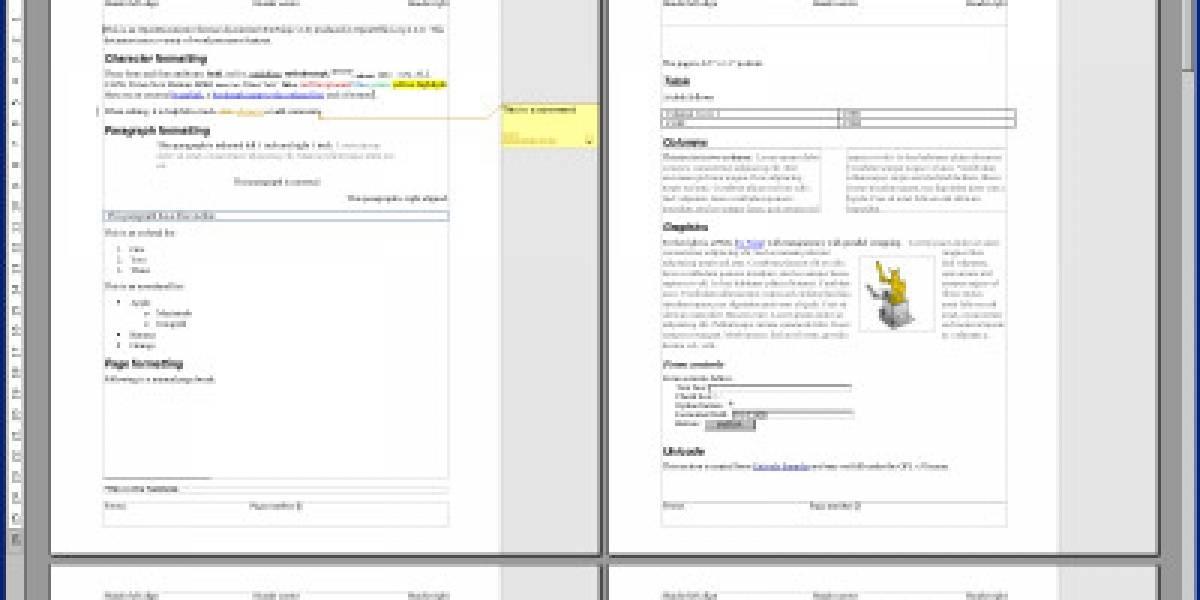 Ya salió OpenOffice 3.0
