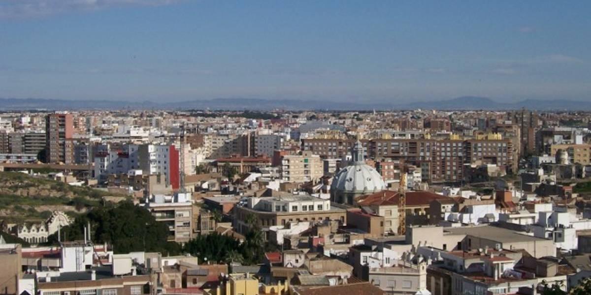 España: Cartagena llena sus calles de códigos QR