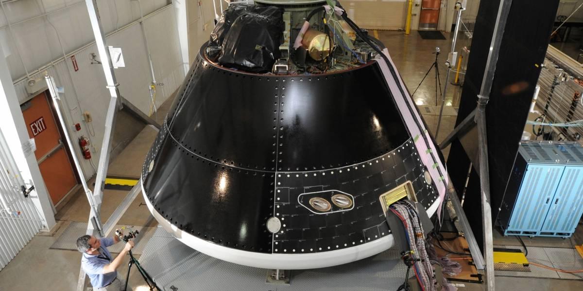 NASA anuncia una nueva nave para la exploración espacial