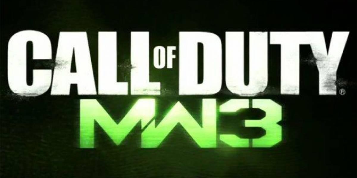 Activision anuncia Modern Warfare 3 para Wii