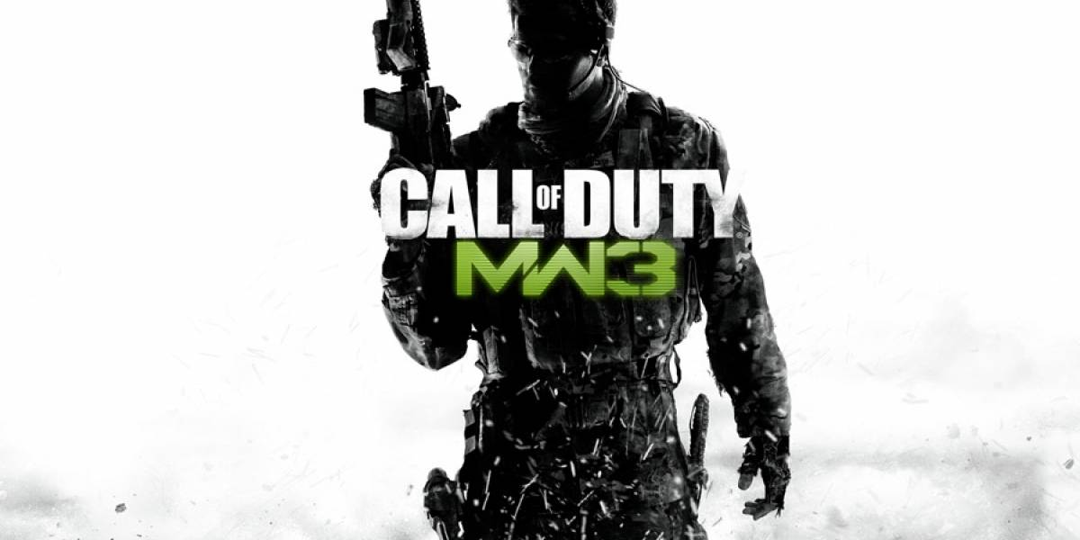 Se reportan errores de lectura en algunos discos de MW3 para Xbox 360