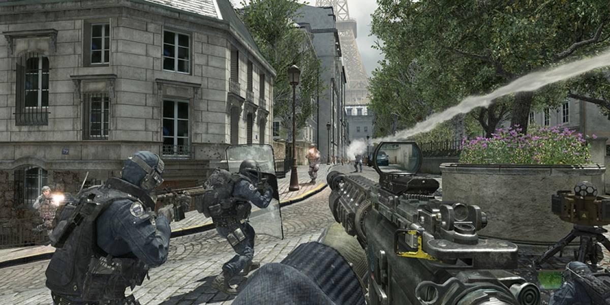 Nuevos videos de jugabilidad de Modern Warfare 3