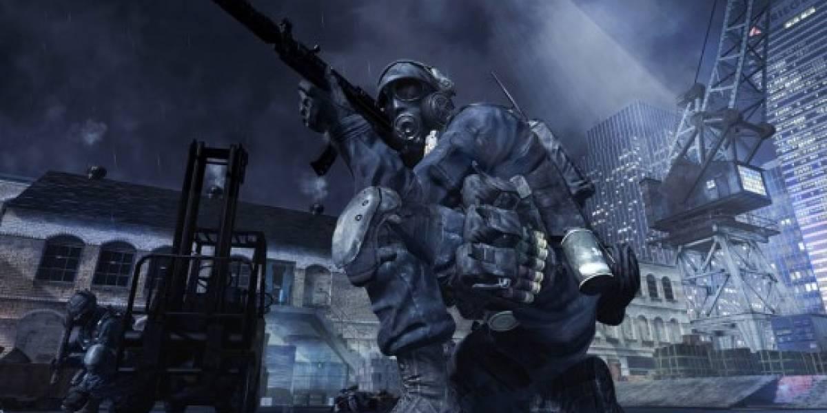 Modern Warfare 3 no tendrá cooperativo en modo campaña