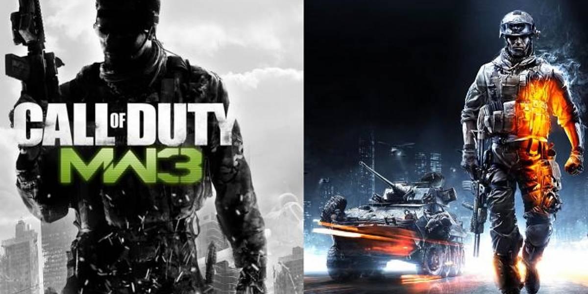 Modern Warfare 3 vs Battlefield 3... según Hideo Kojima [E3 2011]