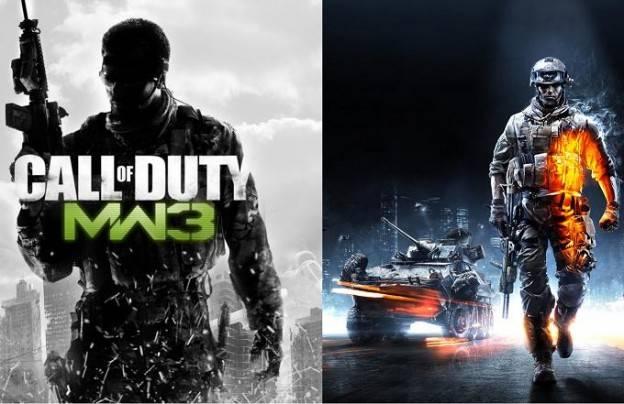 Modern Warfare 3 vs Battlefield 3    según Hideo Kojima [E3 2011]