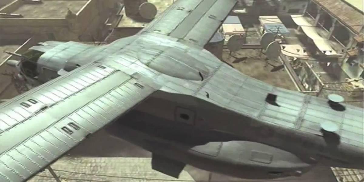 Una de las muertes más increíbles en Modern Warfare 3