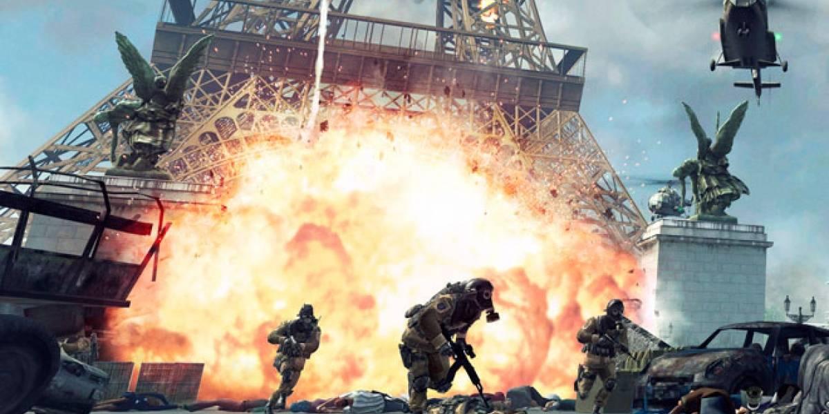 Modern Warfare 3 llega al primer lugar de ventas... en Japón