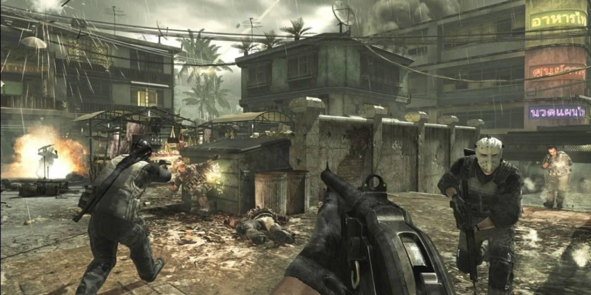 Trailer de Modern Warfare 3 nos muestra nuevos modos y opciones multijugador