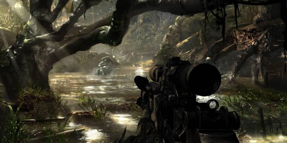 Las grandes ciudades destruídas en el nuevo trailer de Modern Warfare 3 [TGS 11]