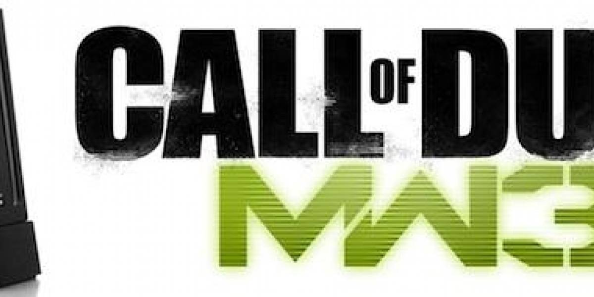 Modern Warfare 3 de Wii cortesía de Treyarch