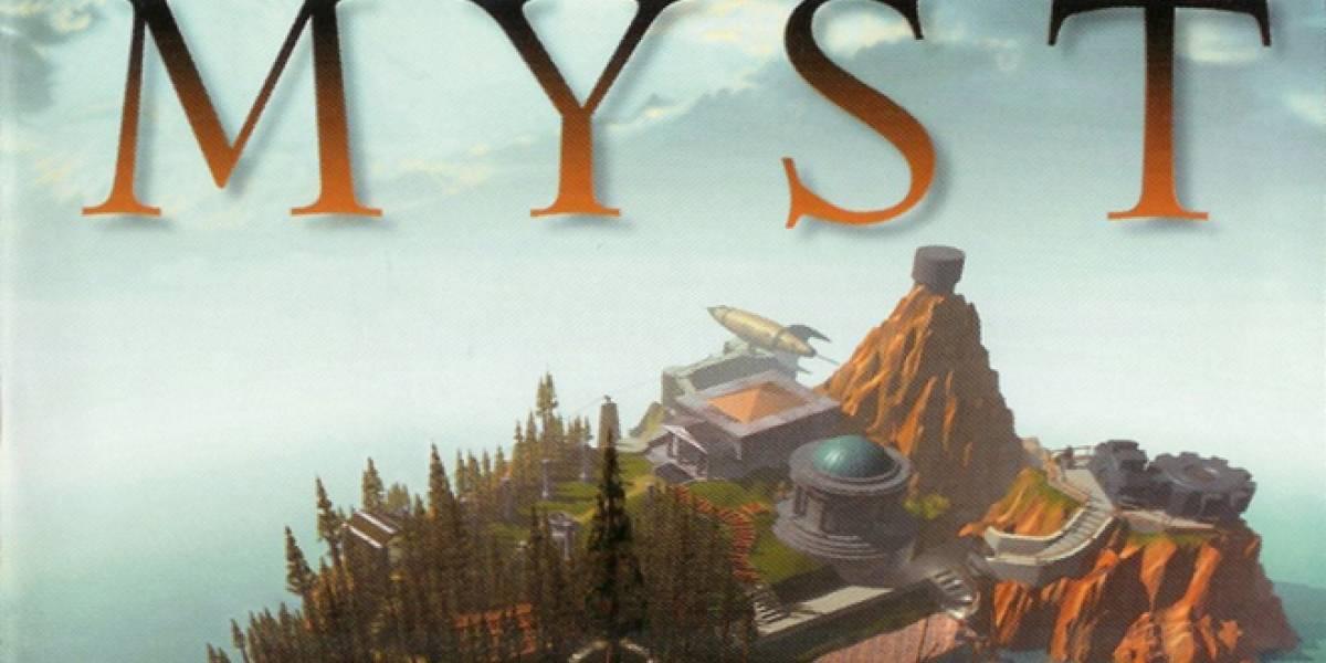 Myst, el clásico juego de aventura gráfica de los noventa, llegará al 3DS