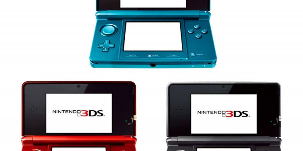 Oficial: Nintendo 3DS cuesta 3,499 pesos en México; se extiende Ambassador Program en Latinoamérica