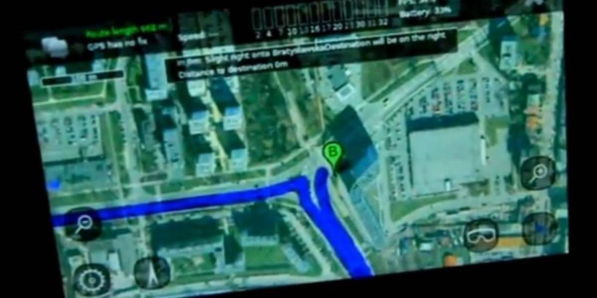 CloudGPS, una interesante app de mapas de Nokia