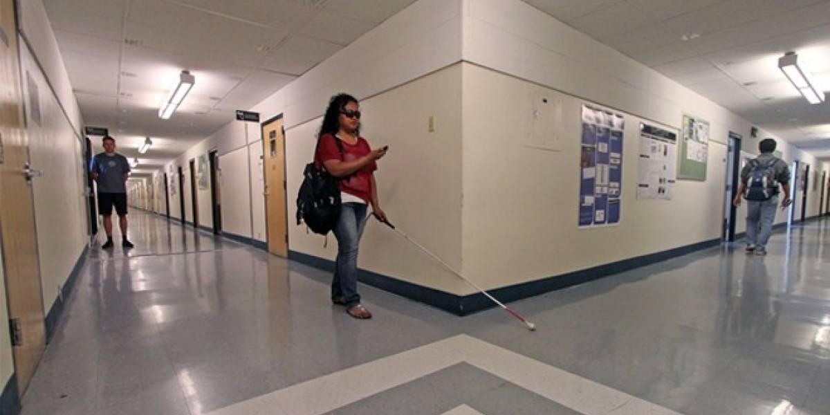 Navatar, un sistema para guiar en interiores a los ciegos con el móvil