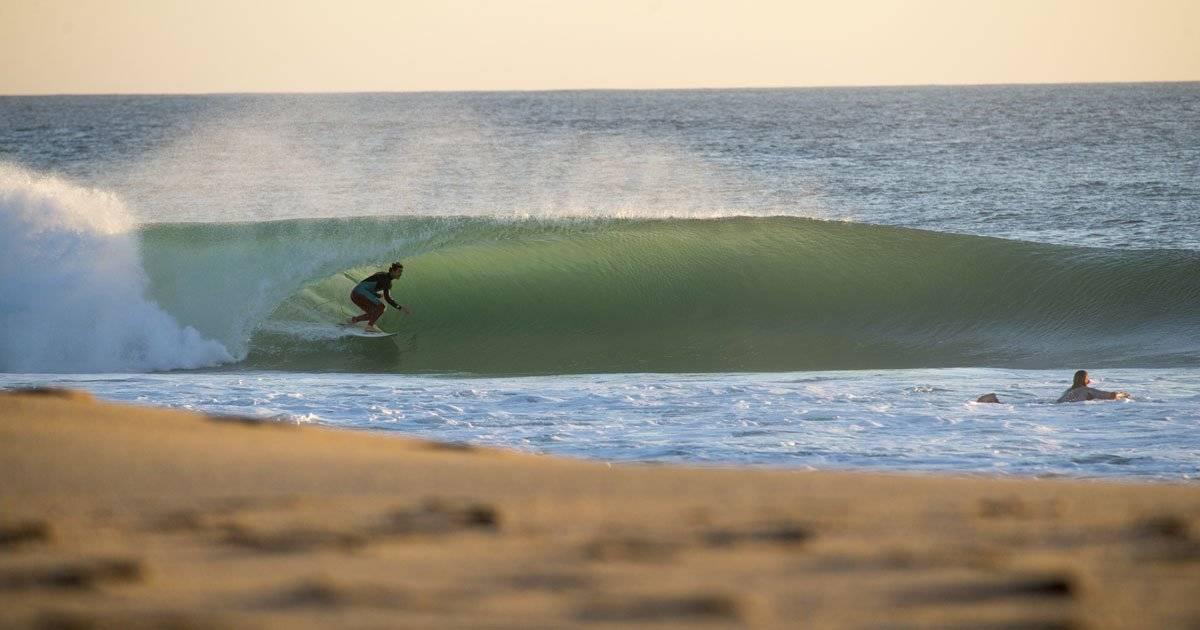 Nazaré tornou-se a nova meca do surf