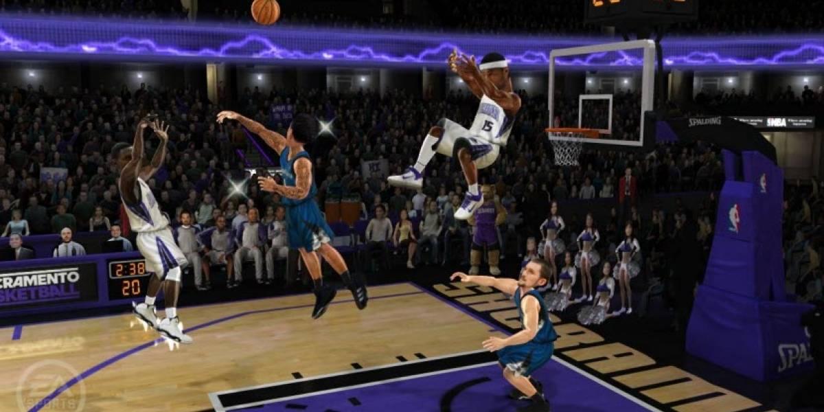 NBA JAM: On Fire Edition calentará la duela