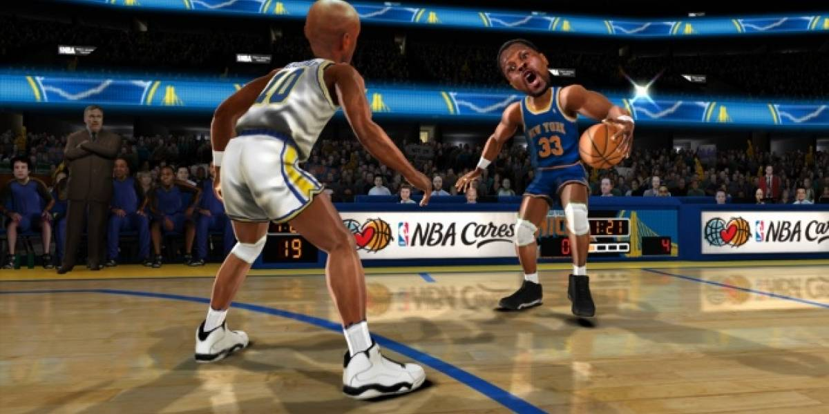 NBA Jam: On Fire Edition [NB Labs]