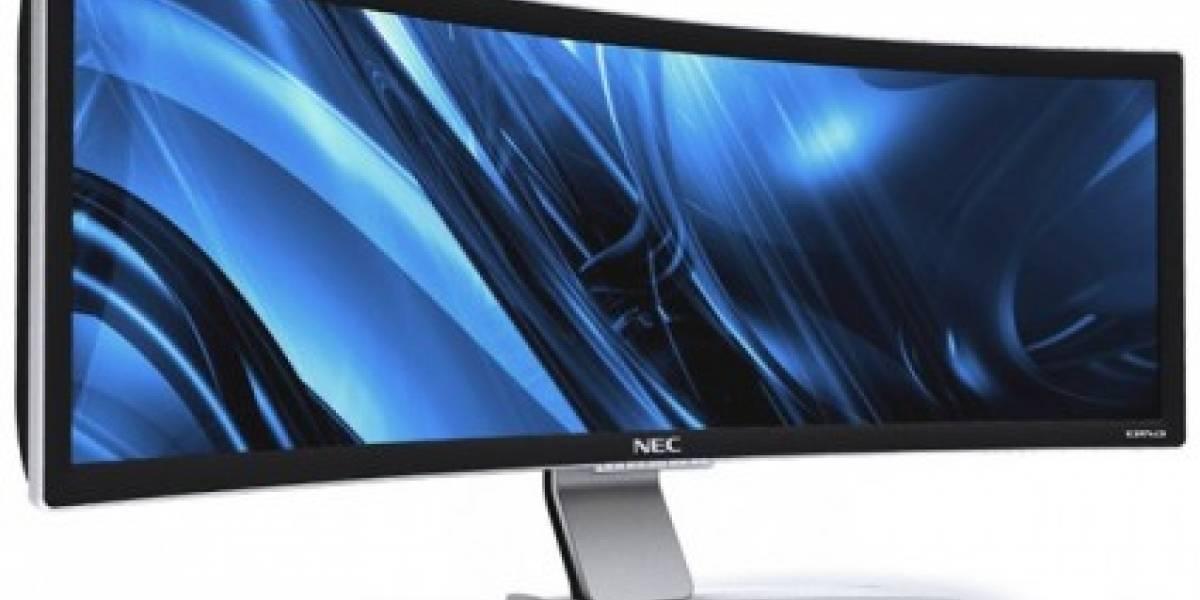 NEC y su monitor de 32:10 sale a la venta